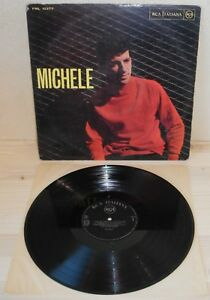 LP-MICHELE-s-t-Rca-63-1st-ps-Italian-beat-pop-Reverberi-RARE-NM