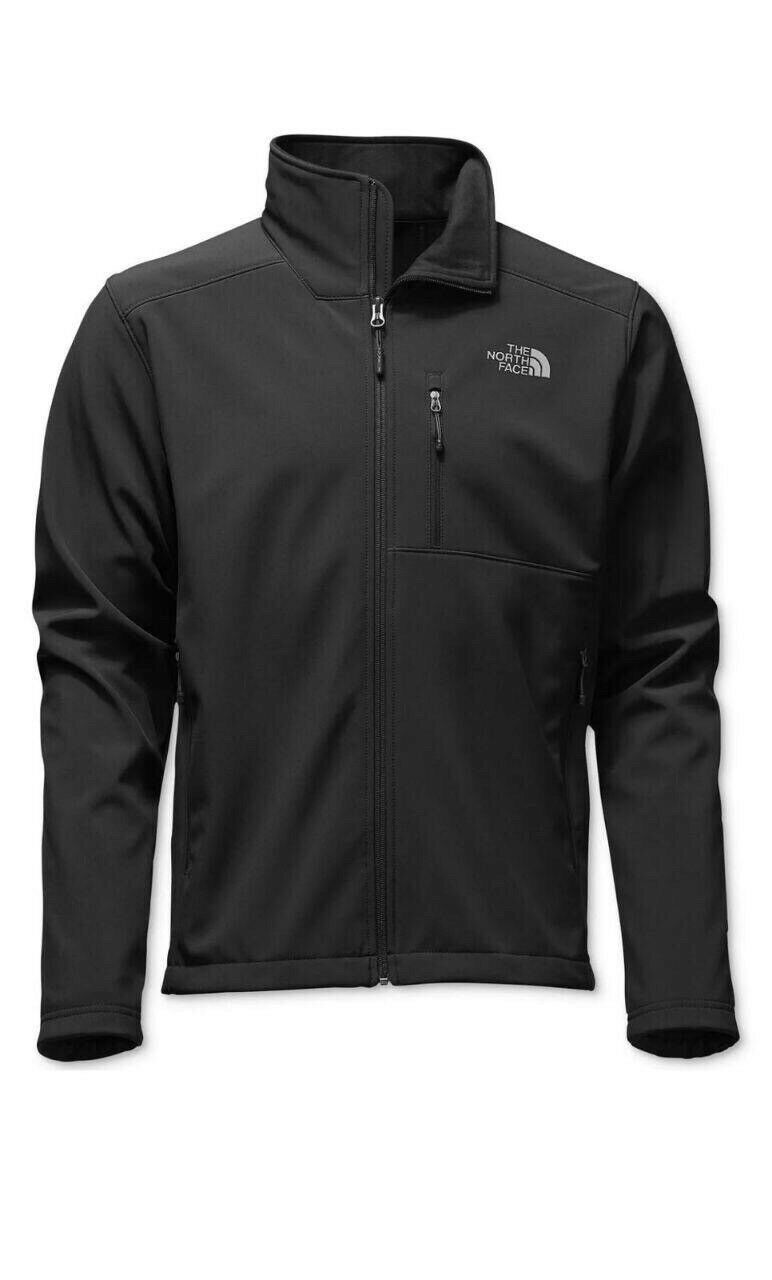 Chaqueta soft shell The North Face Apex Bionic TNF 2 para hombre, XS S M L XL 2XL