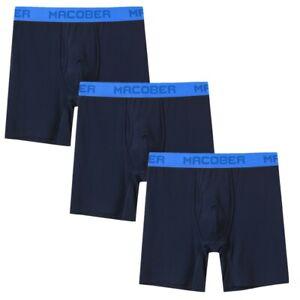 3er-Pack-Herren-Boxershorts-Schluepfer-Joggen-und-Training-Unterwaesche-Unterhose