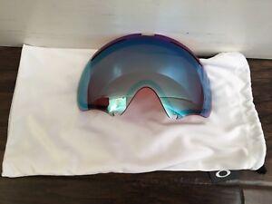 Oakley A Frame 2 0 Snow Snowboard Goggle Replacement Lens Prizm Sapphire Iridium 888392129789 Ebay