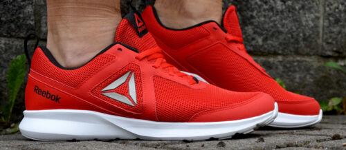 Reebok Herren Sport Schuhe Indoor Hallenschuh Laufschuh Fitness Sneaker Shoe rot