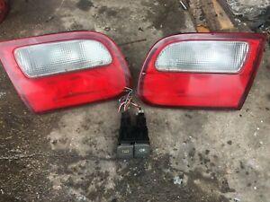 Honda-Civic-1992-1995-Genuine-Rear-Fog-Light-Kit-HB-EDM-JDM-OEM