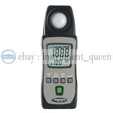TENMARS TM-720 Mini Pocket 400,000 Lux Foot candle FC Light Level Meter Luxmeter