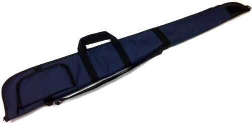 "Croots 50/"" Blue Shotgun Slip Gunbag Case Cover"