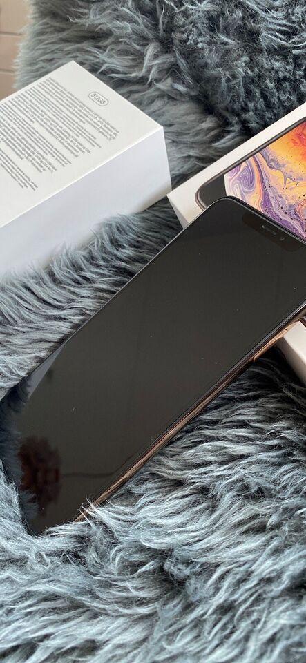 iPhone XS Max, 512 GB, guld