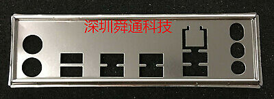 IO I//O Shield Back Plate BackPlate Blende Bracket for GA Gigabyte GA-B85-HD3 RE