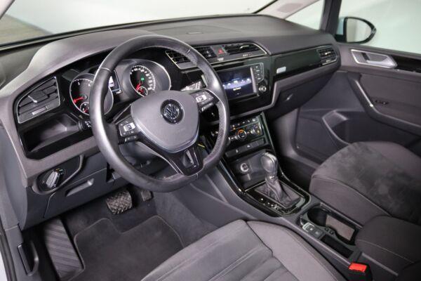 VW Touran 2,0 TDi 190 R-line DSG - billede 5