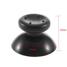 10* schwarz Analog Steuerknüppel Kappe aus Gummi Regler für Microsoft XBOX 360