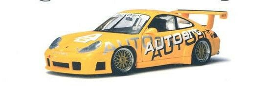 PORSCHE 911 GT3 RS AUTOART livrée Edition Carrera Cup 1 de 2000 a new in box