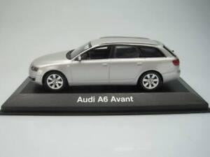 Audi A6 C6 Avant 2004 minichamps 1//43 cochesaescala