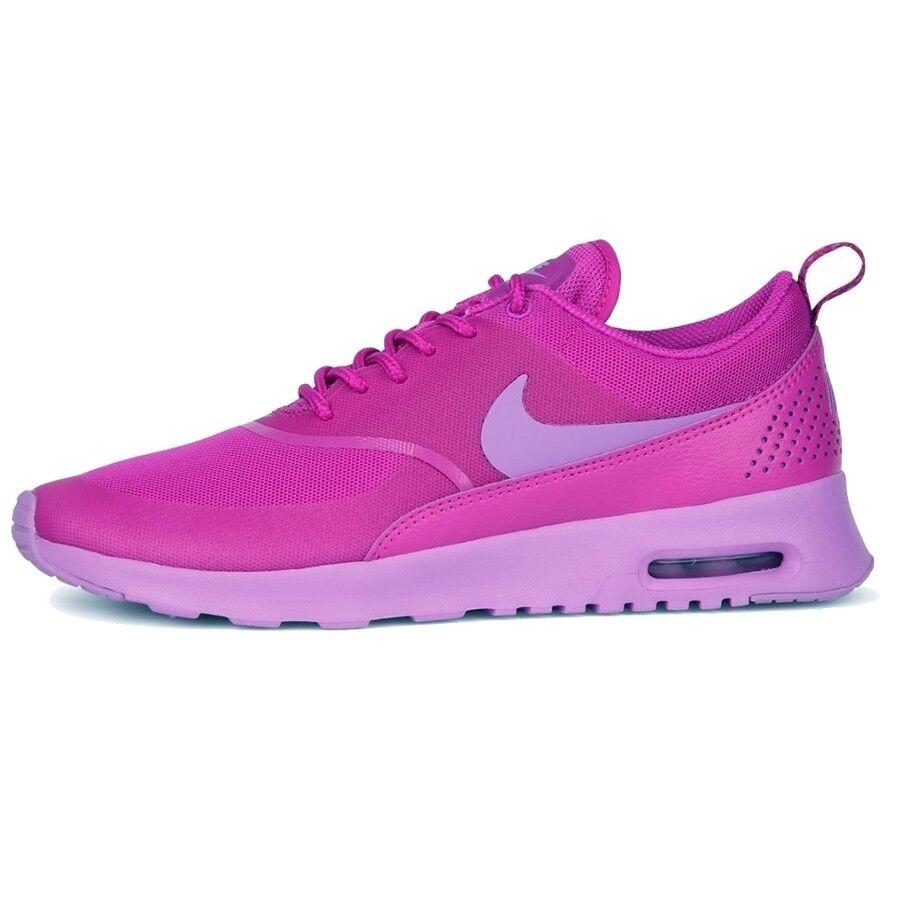 Nike WMNS AIR MAX THEA 599409-502 púrpuraa púrpuraa púrpuraa mod. 599409-502  despacho de tienda