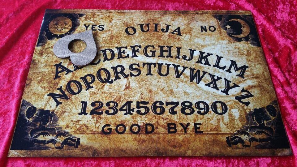 Ouija Board, Ouija Board, brætspil