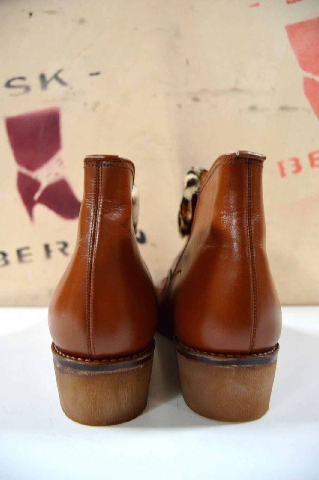 Bottine Bottines Boots Fortuna vintage 50er true vintage Fortuna 60s Cheville Chaussures snow Chaussure  838b38