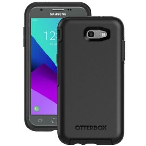 free shipping d715c 049c1 Details about OtterBox Symmetry Series Case for Samsung Galaxy J7  Prime/Galaxy Halo - Black