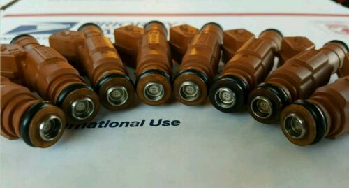 UPGRADE 30lb Fuel Injectors Ford Chevrolet Pontiac Camaro Mustang BOSCH Set of 8