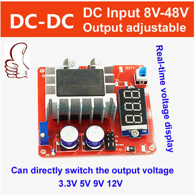 DC-DC Boost Step Up Power Supply 2V to 12V 2A Fixed Output Power Module/_CA