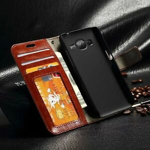 Luxury-Leather-Case-Magnetic-Flip-Card-Wallet-Cover-For-Various-Mobile-Phones-N