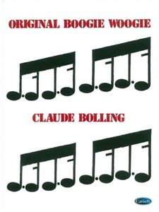 Details about Original Boogie Woogie Learn to Play Jazz Blues Piano Music  Book