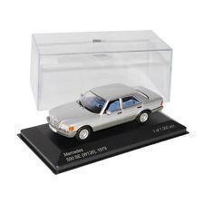 WHITEBOX 206891 Mercedes Benz 500 SE (W126) silber Maßstab 1:43 Modellauto NEU!°