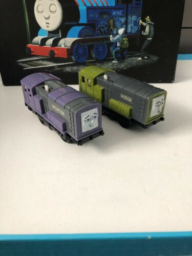 Splatter /& Dodge Trackmaster Tomy Thomas and Friends