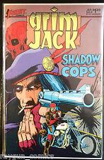 Grim Jack (Vol 1) #6 VF 1st Print Free UK P&P First Comics