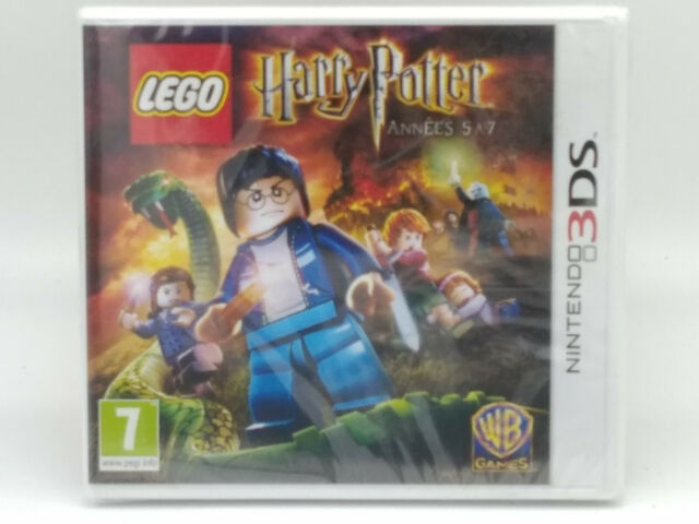 JEU NINTENDO 3DS LEGO HARRY POTTER neuf sous blister