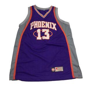 729fbb1086a XL NWT #13 Vintage Steve Nash Phoenix Suns Purple Hardwood Classics Jersey  S Fan Apparel ...