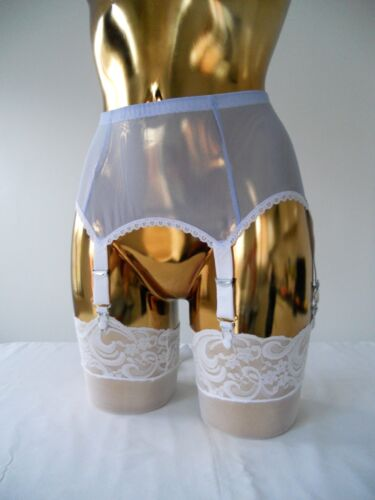 Blu xxl Pizzo In Designer Finiture Burlesque 14 Mesh Xs 4 Stile d51qUd
