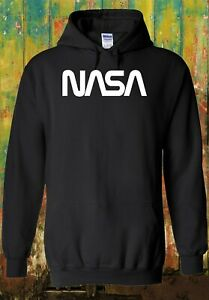 NASA National Space Galaxy Novelty Men Women Unisex Top Sweatshirt Hoodie 1502