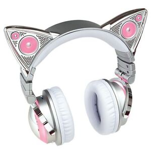 Image result for Tricks for Buying On-The-Ear Bluetooth cat ear Headsets