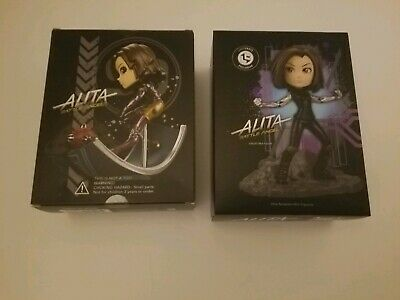 Alita Battle Angel Berserker Mini Figure Loot Anime Crate Exclusive New in Box