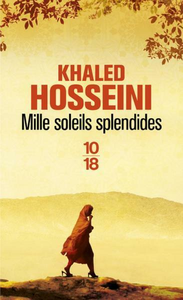 Mille soleils splendides Hosseini  Khaled   Bourgeois  Valérie Neuf Livre