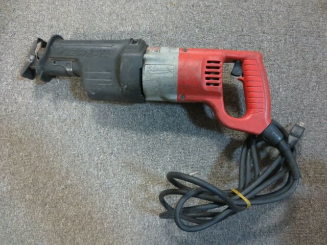 Milwaukee 6521 21 Sawzall Reciprocating Saw With Case For Sale Online Ebay