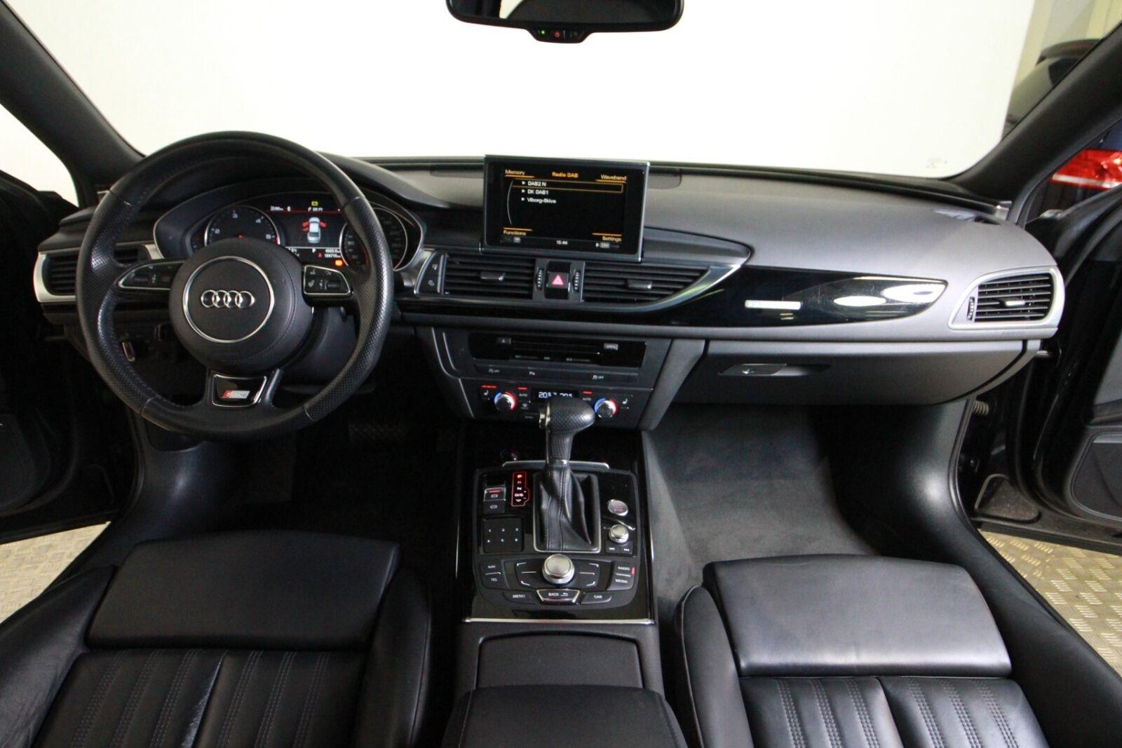 Audi A6 TDi 313 quattro Tiptr.