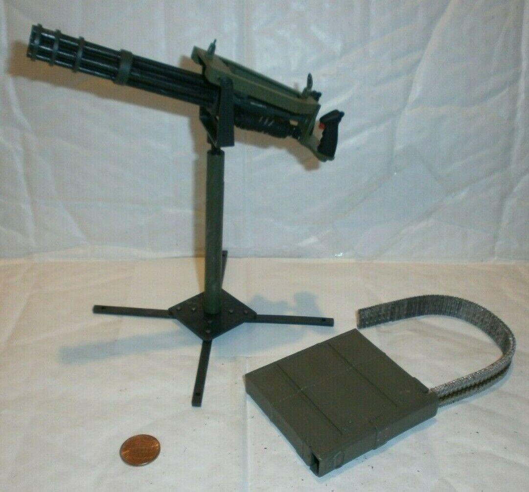21st century US M134 minigun 1 6th scale toy accessory