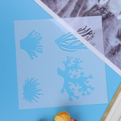 1Pc reusable stencil airbrush painting art DIY craft and scrapbooking stencil/'