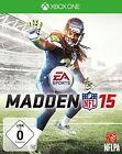 Madden NFL 15 (Microsoft Xbox One, 2014, DVD-Box)