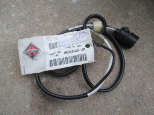 Navistar International Backup Harness Control Switch Beeper 468360C91 NEW