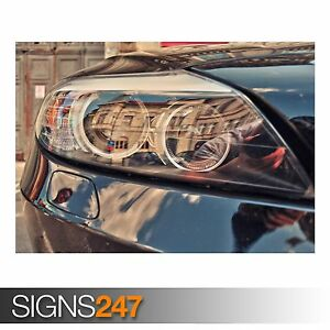 THE EYE (AB624) CAR POSTER - Photo Picture Poster Print Art A0 A1 A2 A3 A4