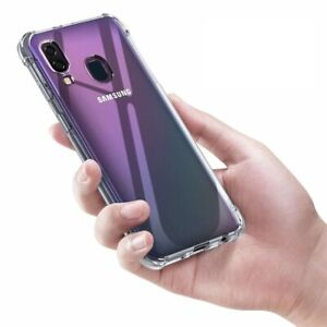 Coque Samsung Galaxy Silicone Protection Housse Souple Transparent Smartphone