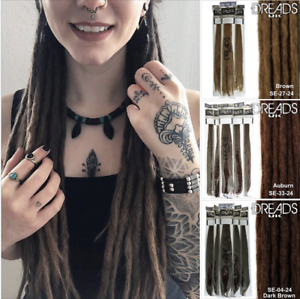Brown-Dreadlock-Extensions-Handmade-Crochet-not-twisted-Dreads-UK