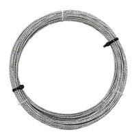 Antenna Guy Wire 100' Galvanized 6/20 Down Guy Wire For Antenna Mast Ez 60a