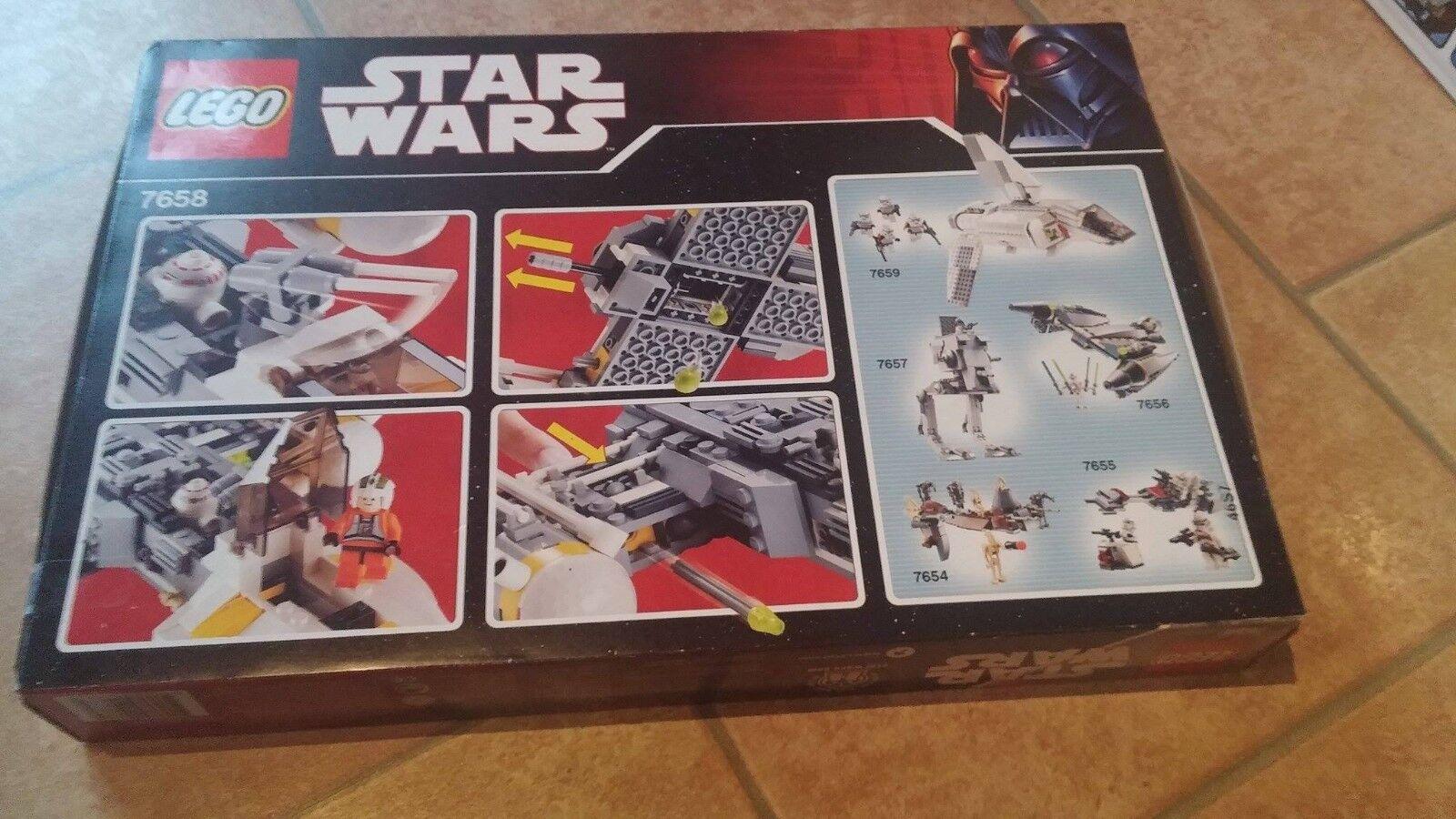 LEGO estrella guerras Y-Wing combatiente (7658)  NUOVO E OVP  prezzo basso
