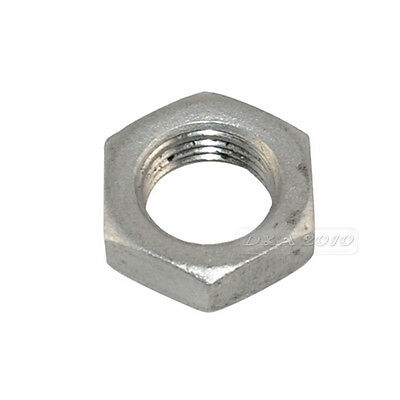 "1/2""-2"" Lock Nut Stainless Steel 304 O-Ring Groove Pipe Fitting Lock Nut NPT NEW"