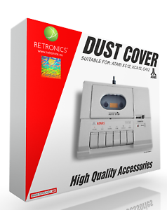 Dust-cover-for-ATARI-XC12-tape-deck-brand-new-high-quality
