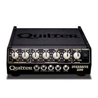 Quilter Overdrive 200 Guitar Amp Head +picks