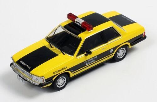 Ford Del Rey 'Ouro' Policia Militar Rodoviaria 1982 1 43 Model PREMIUMX