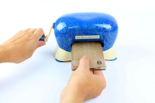 Placa de corte B par para bebé azul por Scrappy Cat Crafts spbb 35P 2