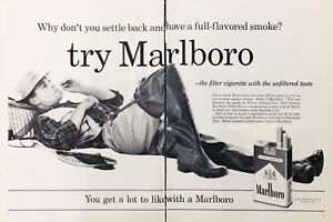1960-Marlboro-Cigarettes-Man-Fisherman-Smoking-Fishing-Net-Vintage-Print-Ad