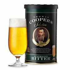 COOPERS AUSTRALIAN BITTER 1,7 KG BIRRA-KIT DI RICARICA - 23 L / 5 galloni / 40 LITRI